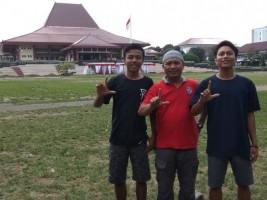 Pemain Asal Lampung Resmi Bergabung di Klub Liga Tiga Gama FC Yogyakarta