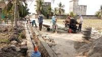 Pembangunan di Desa Sukapura Libatkan Masyarakat Sekitar