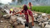 Pembangunan Fisik Dana Desa di Lambar 50 Persen Asal Jadi