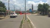 Pembangunan Flyover  Komarudin dan Untung Tidak Ada Pengalihan Lalin