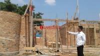 Pembangunan Gedung UPTD Metrologi Legal di Lampura Telan Dana Rp900 Juta