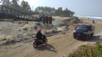 Pembangunan Jembatan Permanen Mandirisejati Masih Menunggu Revisi DIPA