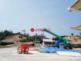 Pembangunan Kantor Bupati Pesisir Barat Alami Keterlambatan