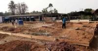 Pembangunan Pasar Tatakarya Tanpa Plang Proyek