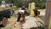 Pembangunan Paving Block PAUD Mawar Telan Anggaran Rp 13 Juta
