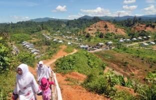 Pemberangkatan 5 KK TransmigranLampura Menunggu Kesiapan Propinsi Lampung