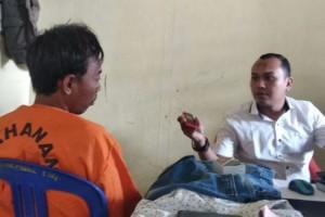 Pembobol Asrama Mahasiswa Akbid Alifa Dibekuk Polsek Pringsewu
