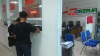 Pembuat Kartu Kuning di DisnakerKota Bandar Lampunfg Capai 520 Orang
