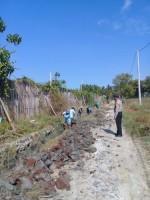 Pemerintahan Desa Berundung Menggelontorkan Dana untuk Pembangunan