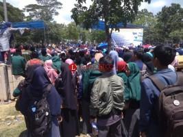 Pemilihan Dewan Mahasiswa UIN Raden Intan Lampung Ricuh