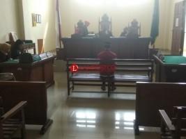 Pemilik 17 Butir Ekstasi Dituntut Hukuman Penjara 9 Tahun