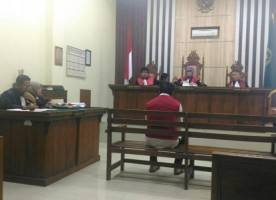 Pemilik 5 Kg Sabu dan 3.000 butirEkstasi Divonis 17 Tahun