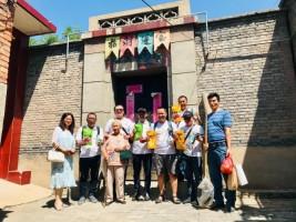 Pemilik Han Yuan Lampung itu Temui Peninggalan Sang Kakek
