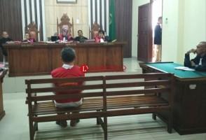 Pemilik Sabu 5 Kg dan Ekstasi 3 Ribu Butir Divonis Penjara Seumur Hidup