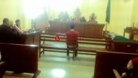 Pemilik Sabu 6,2140 Gram Divonis Hukuman 12 Tahun Penjara