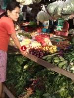 Pemintaan Meningkat, Harga Sayuran di Kotabumi Naik