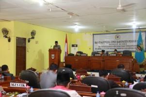 Pemkab dan DPRD Pesisir Barat Sepakat Kawasan Tanpa Rokok