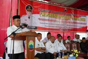Pemkab Gelontorkan Anggaran Rp48 Miliar untuk Kecamatan Merbau Mataram