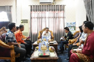 Pemkab Lampung Timur dan Bawaslu Kolaborasi Sukseskan Pemilu
