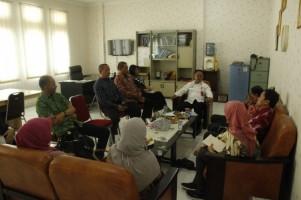 Pemkab Lampura Jadi Tempat Study Banding Pemkot Bogor