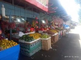 Pemkab Lampura Respons Keluhan Pedagang Pasar Buah