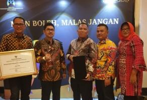 Pemkab Lamsel Kembali Raih Penghargaan Kabupaten Layak Anak