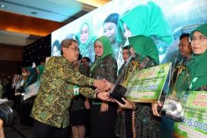 Pemkab Lamsel Raih Juara III Dalam Lomba Sekolah Sehat Tingkat Nasional