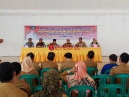 Pemkab Lamsel Salurkan BPNT Mulai 25 November