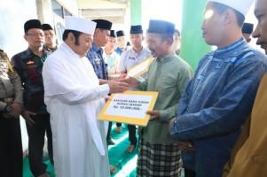 Pemkab Lamsel Telah Salurkan 17.000 Paket Sembako