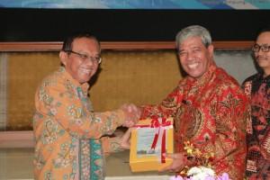 Pemkab Lamteng Raih Opini Wajar tanpa Pengecualian dari BPK