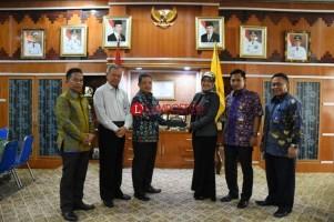 Pemkab Lamtim-Bank Lampung Jalin Kerja Sama Penggunaan Aplikasi Pemda Online