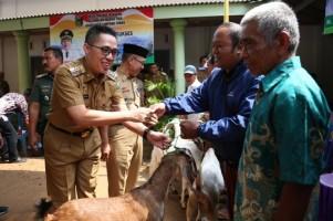 Pemkab Lamtim Dukung Penyaluran Bansos Surplus UPK Kecamatan