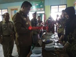 Pemkab Pesawaran Antisipasi Gesekan Antarpendukung Calon Kades