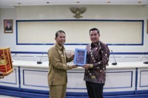 Pemkab Pesawaran Studi Komparasi ke Malang