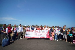 Pemkab Pesibar Minta Warga Berpartisipasi Sosialisasikan Jadwal Penerbangan Bandar M Taufik Kiemas