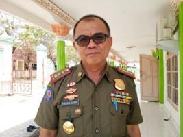Pemkab Pesisir Barat Tertibkan PKL