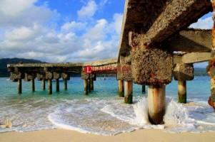 Pemkab Pesisir Barat akan Perbaiki Dermaga Lama Pulau Pisang