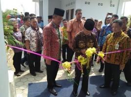 Pemkab Pringsewu Resmikan Pelayanan di Bank Lampung
