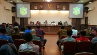 Pemkab Tanggamus Dalami E-planning dan E-Pokir di Medan