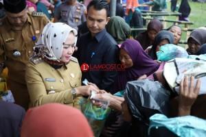 Pemkab Tuba Kembali Gelar Pasar Murah