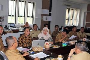 Pemkab Tubaba-Itera Tinjau Ulang Dokumen Perencanaan RTRW