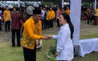 Pemkab Tubaba Terima Anugerah Manggala Karya Kencana BKKBN RI