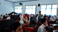 Pemkab Tubaba Turunkan Tim Monitoring Pantau UN SMP