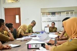 Pemkab Way Kanan Bahas AsetRSUD Zainal Abidin Pagar Alam