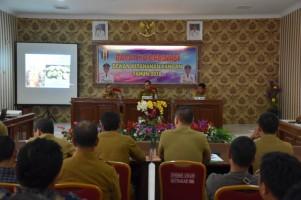 Pemkab Waykanan Gelar Rapat Koordinasi Dewan Ketahanan Pangan