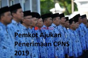 Pemkot Bandar Lampung Ajukan 1.000 Kebutuhan Pegawai Untuk CPNS 2019