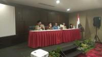 Pemkot Bandar Lampung Bersama KPKAdakan Pertemuan Bersama 13 Perwakilan Hotel