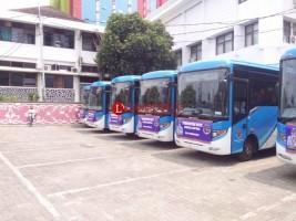 Pemkot Bandar Lampung Dapat Bantuan 10 Mini Bus