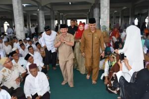 Pemkot Bandar Lampung Gelontorkan Bantuan Rp5,1 Miliar untuk Calon Jemaah Haji