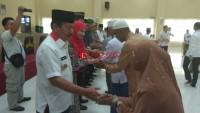 Pemkot Bandar Lampung Lepas Keberangkatan 500 Jemaah Umrah